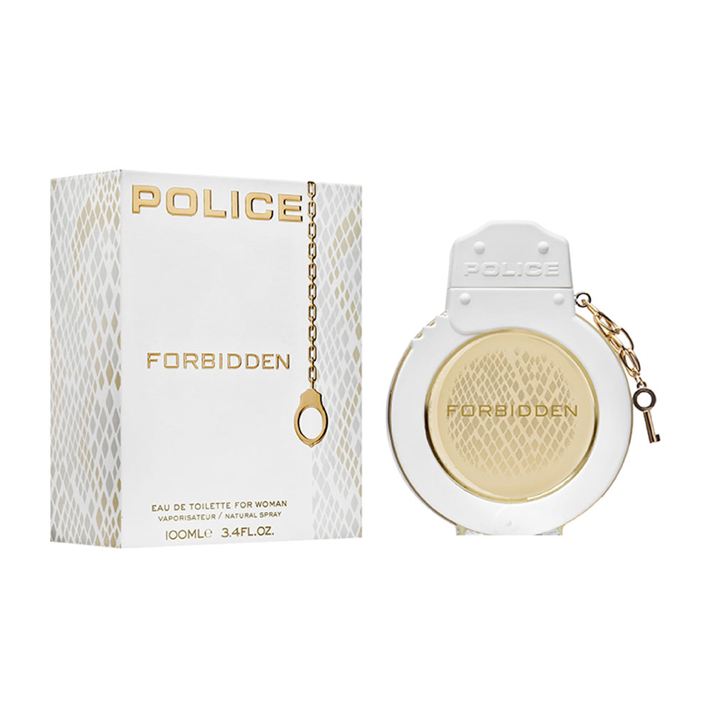 Police Forbidden for Woman 禁忌之愛女性淡香水 100ml