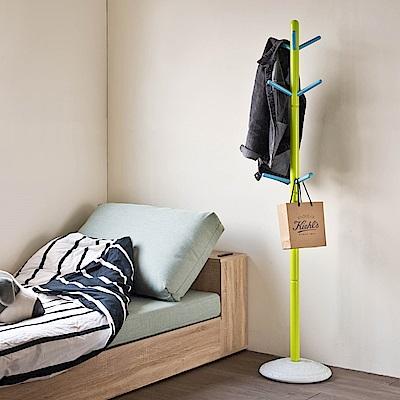 TZUMii 綠光仙子衣帽架-34.3*34.3*172.7cm