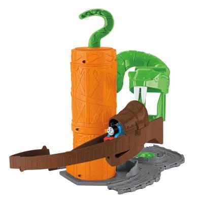 湯瑪士 帶著走系列-綠蟒驚險軌道遊戲組(3Y+)