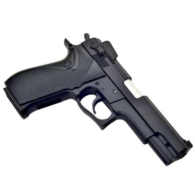 台製外銷版~M4506造型6mm彈徑單發式手拉空氣BB槍
