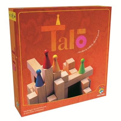 歐美桌遊 塔樓 TALO  中文版桌遊