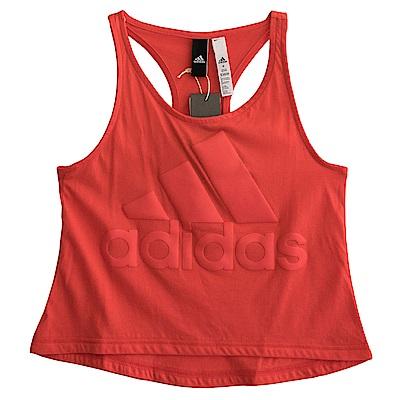 Adidas W SID CROP-背心-女