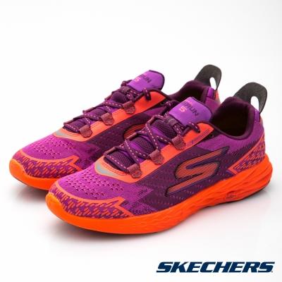 SKECHERS(女)跑步系列GORun5 NITE OWL-15000PRHP