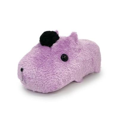 Kapibarasan 水豚君我愛生活系列毛絨公仔。暴走君