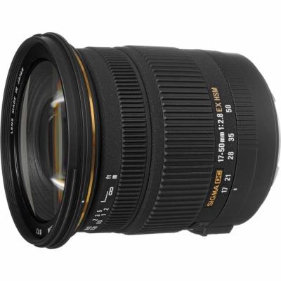 SIGMA 17-50mm F2.8 EX DC OS HSM (公司貨)