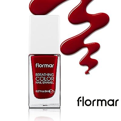 法國Flormar - 漫步義大利-輕羽指甲油 #12 虛榮之火