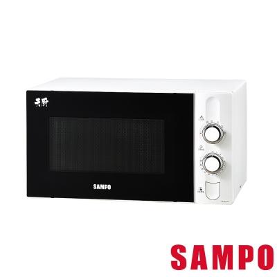 SAMPO 聲寶 28L 機械式微波爐  RE-N328TR