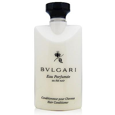 BVLGARI寶格麗 黑茶潤絲精75ml