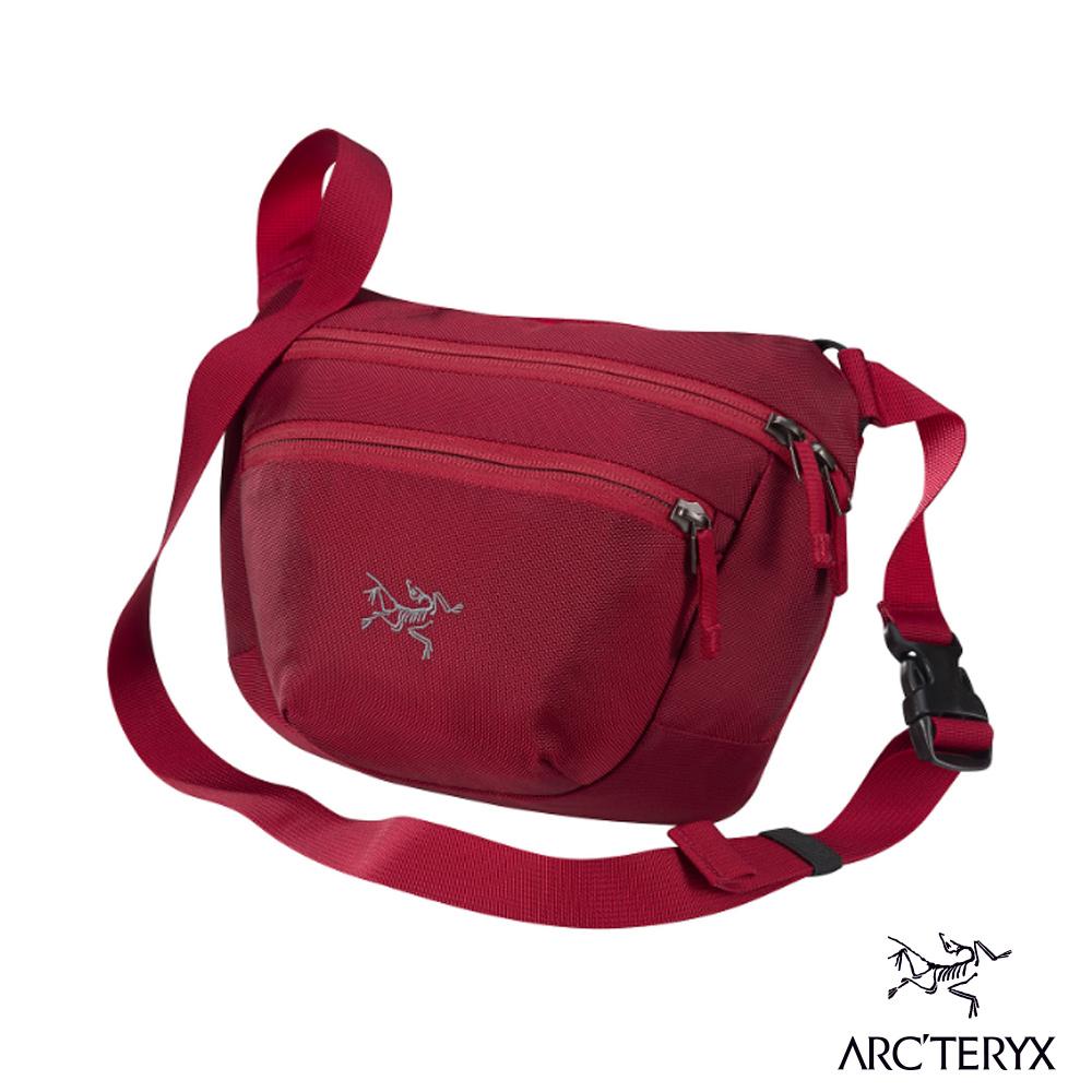 Arcteryx 始祖鳥 24系列 Maka 2L 多功能腰包 紅