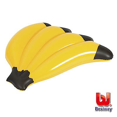 凡太奇 Bestway 香蕉造型充氣浮排 43160 - 快速到貨