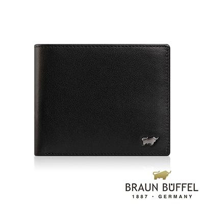 BRAUN BUFFEL- SICHER-N 防盜系列8卡皮夾 - 慕尼黑