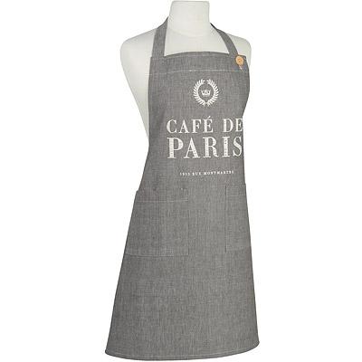 NOW 平口雙袋圍裙(巴黎)