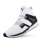 PUMA B.O.G LimitlessHi男女復古慢跑運動鞋-白色