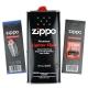【ZIPPO】3樣合購優惠組合(大補充油 打火石 棉芯) product thumbnail 1