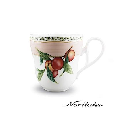 Noritake 果園馬克杯-粉紅