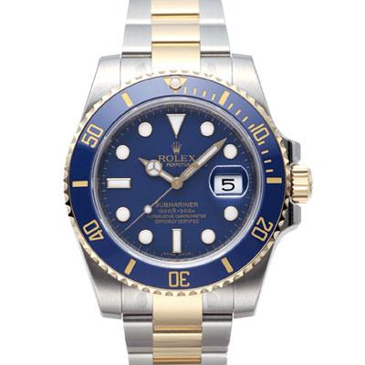 ROLEX Submariner 116613LB 陶瓷藍水鬼款-40mm