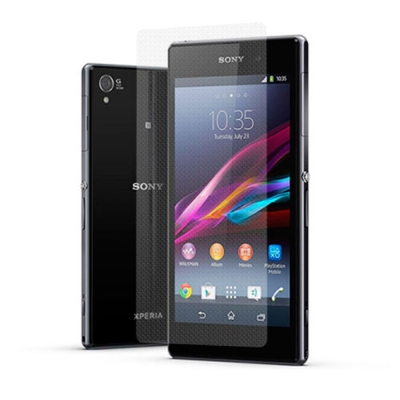D&A SONY XPERIA Z1 專用日本AAA頂級AG螢幕+機身保...
