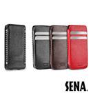 SENA iPhone 5/5S/SE Lusio手工縫製綁線保護套