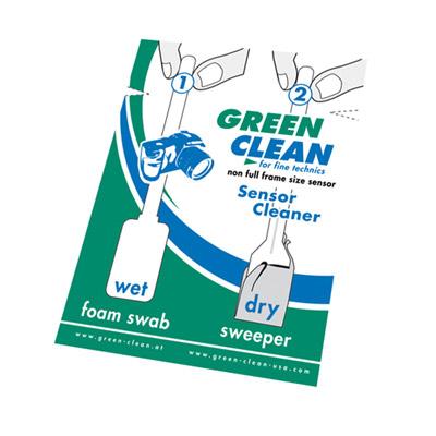 GREEN CLEAN  WET&DRY乾濕一般尺寸清潔棒 SC-4070