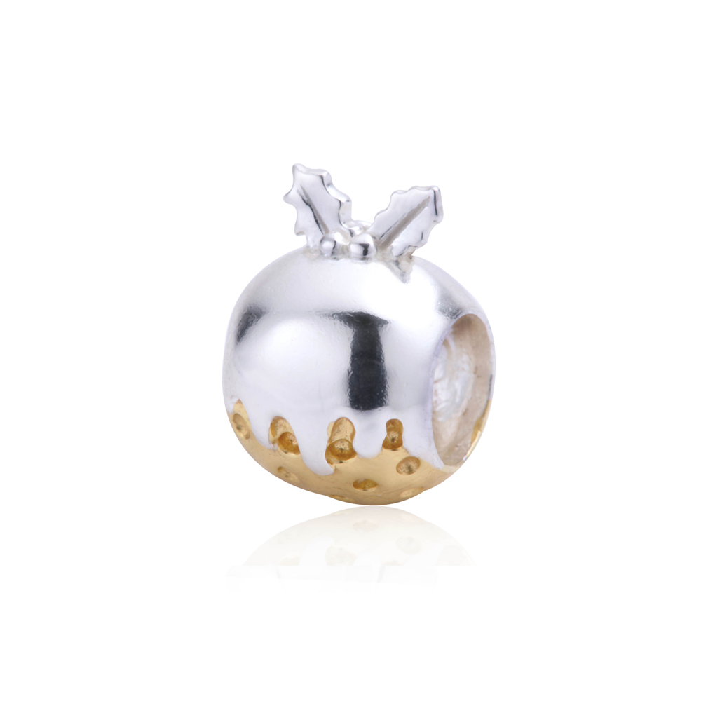 YUME Beads-造型系列-聖誕紅寶貝蛋