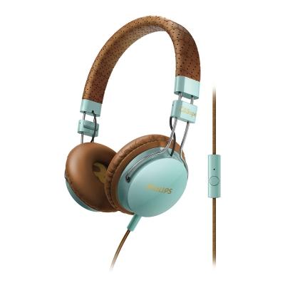 PHILIPS 飛利浦 Foldie頭戴式耳麥 SHL5505GB