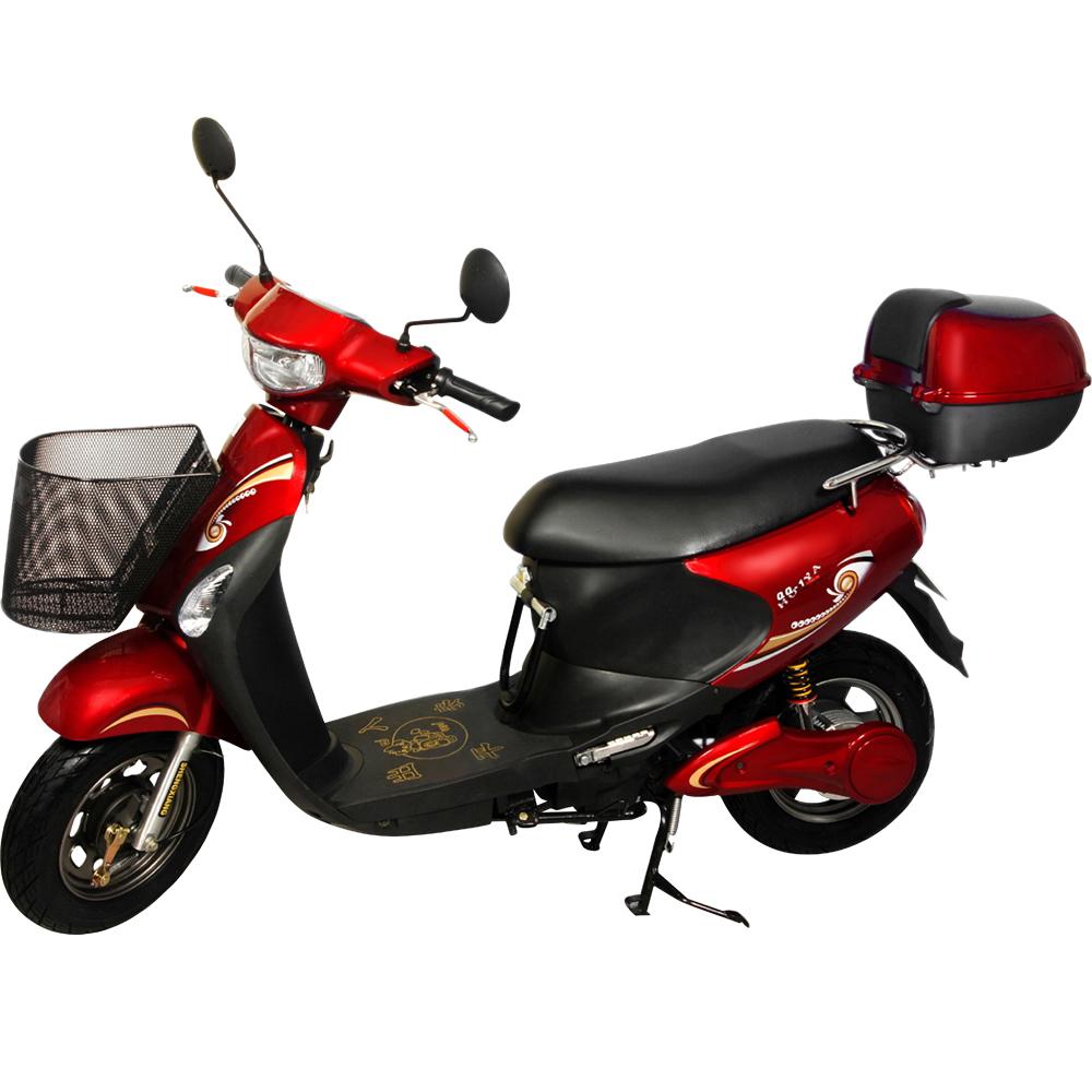 佶典QQ-1電動自行車-鋰電版