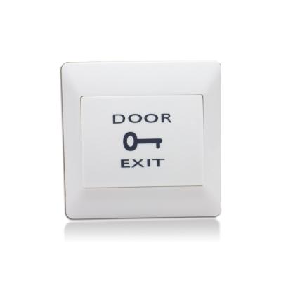 防盜門禁 KINGNET   開關開門按鈕 按壓式 輸出NO/NC接點 閘門管制