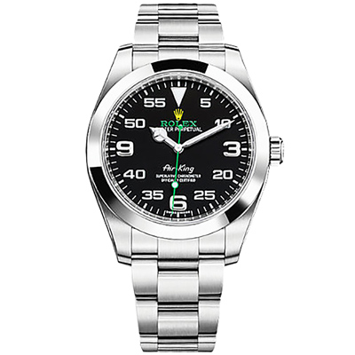 ROLEX 勞力士Oyster Perpetual Air-King空中霸王/ 40 MM