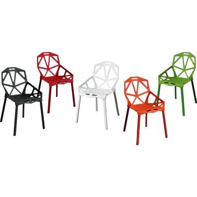 YOI傢俱 波羅納椅2入-5色任選(休閒椅)53x50x81cm