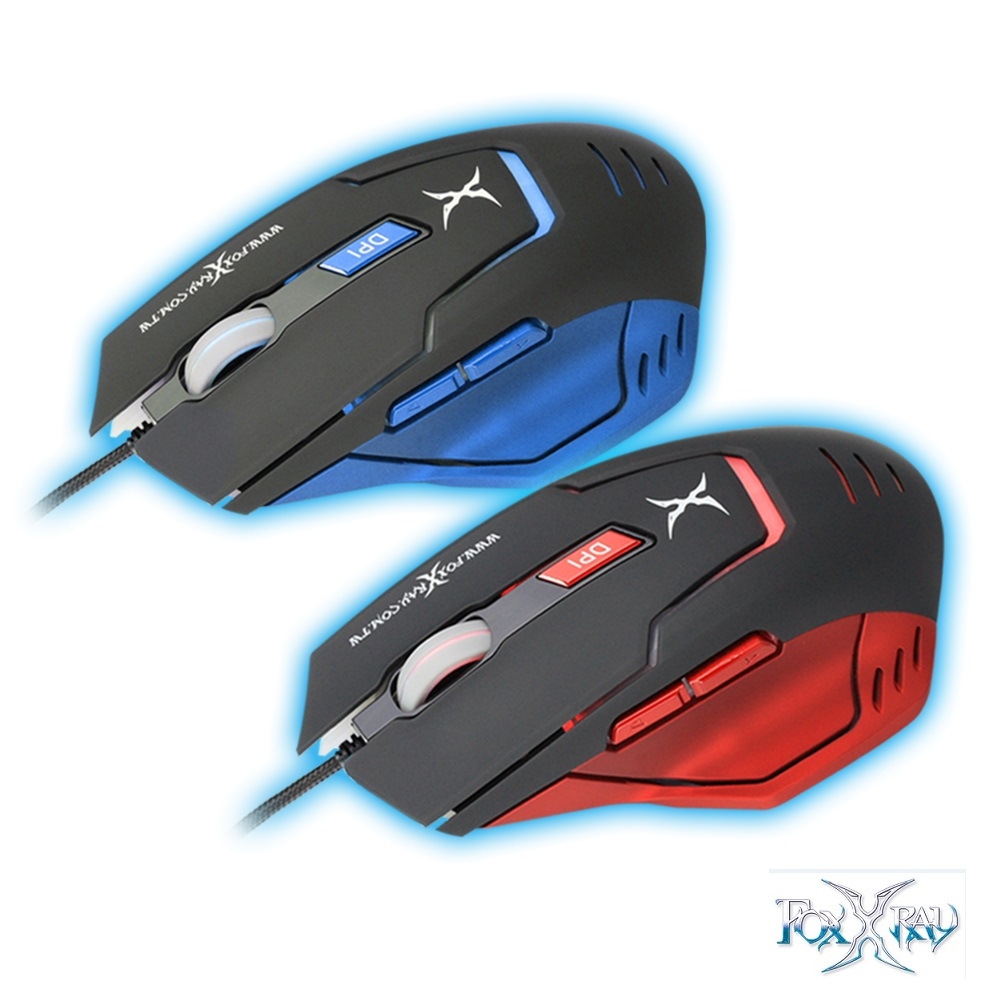 FOXXRAY 星夜獵狐電競滑鼠 FXR-BM-20