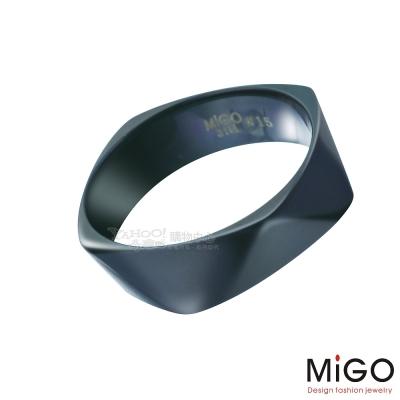 MiGO-飛舞男戒(黑)