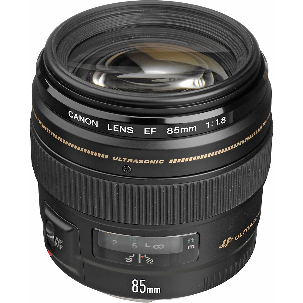 CANON EF 85mm F1.8 USM (平輸)