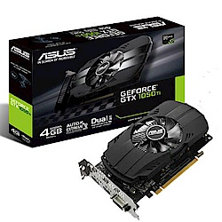 華碩 ASUS PH GeForce® GTX 1050 Ti 4GB 顯示卡
