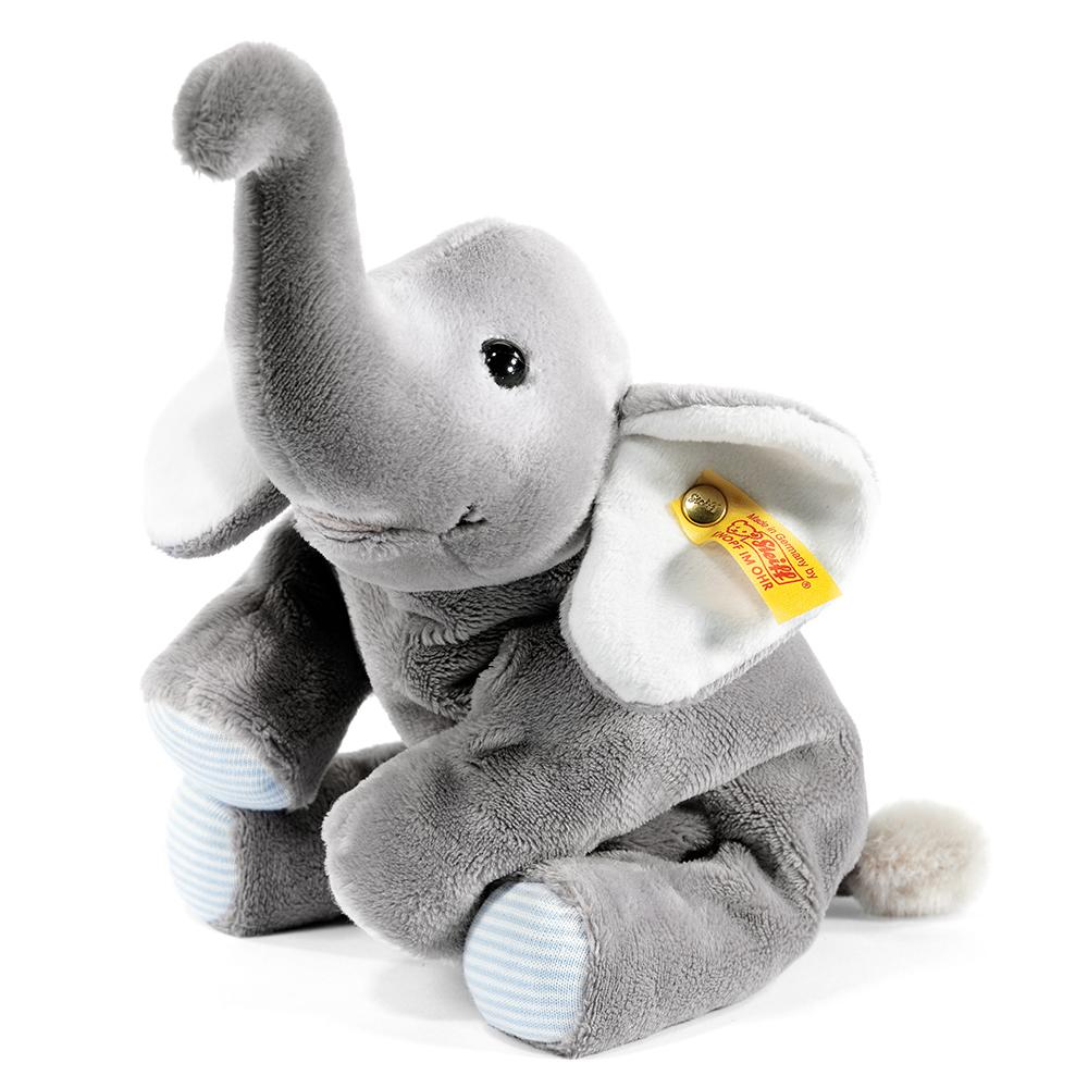 STEIFF德國金耳釦泰迪熊 - 趴趴調皮大象 (22cm)