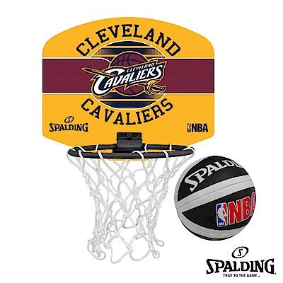 SPALDING 斯伯丁 NBA 隊徽 小籃板 騎士 Cavaliers