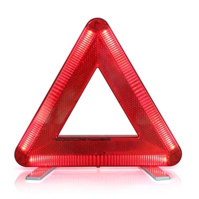 速來保10秒快充LED閃爍警示三角架