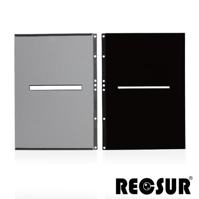 RECSUR 銳攝 RS1205 EC-CARD 縫型黑灰卡(2入/組)