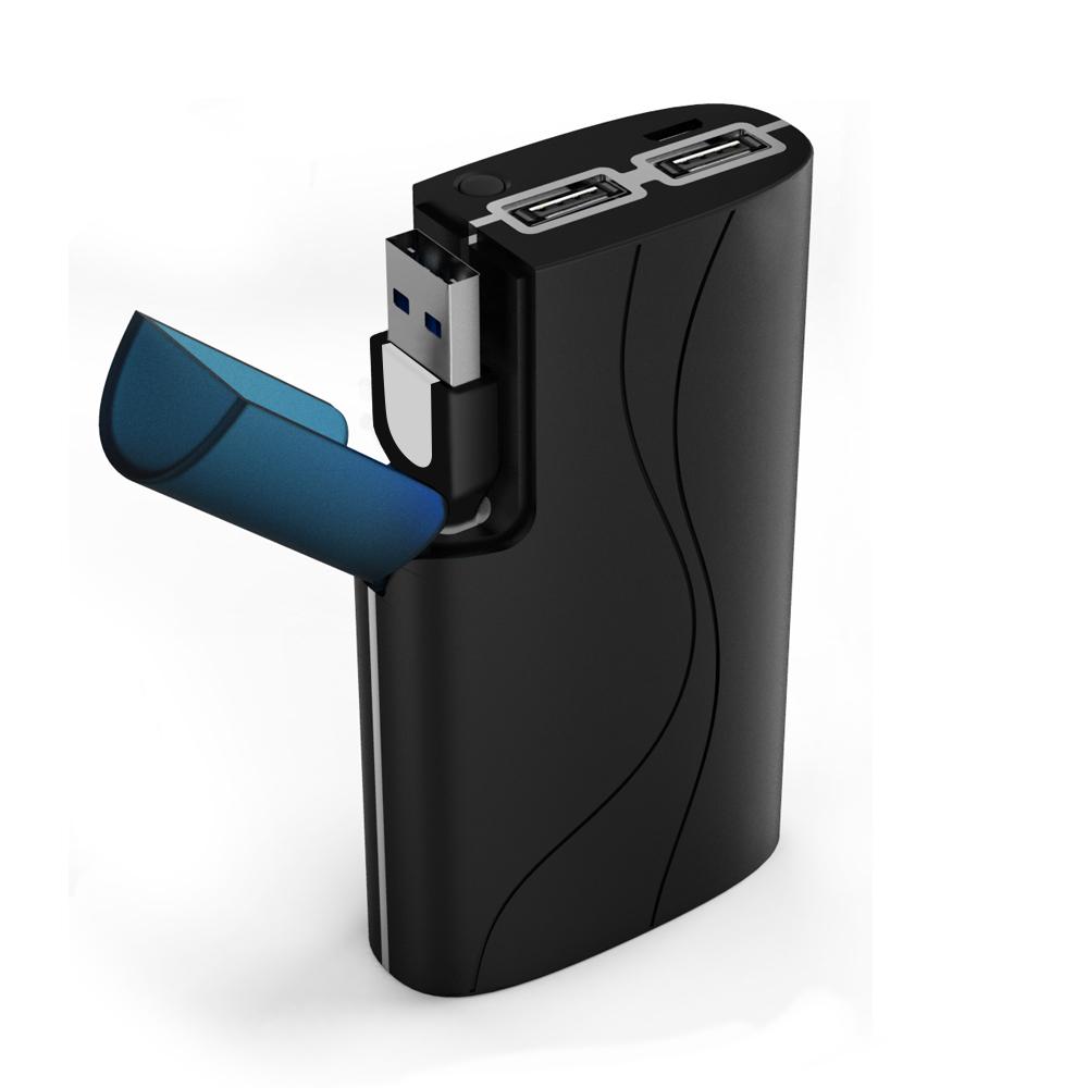 Mooo PowerPassion HB-J52-2 5200mAh雙USB行動電源(簡)