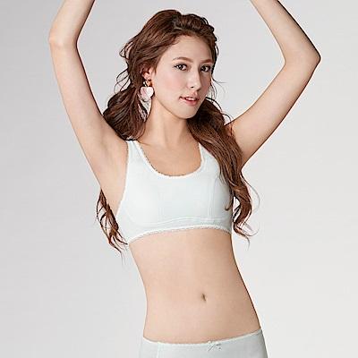 曼黛瑪璉 marie Q系列短背心  M-XL(淡綠)