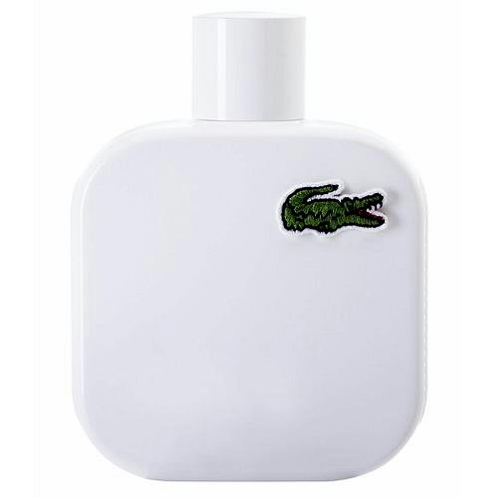 Lacoste L.12.12 Blanc 白色 Polo 衫 ─ 男性淡香水 100ml