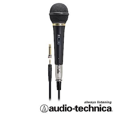 audio-technica  舞台實用型動圈式麥克風  ATVD4