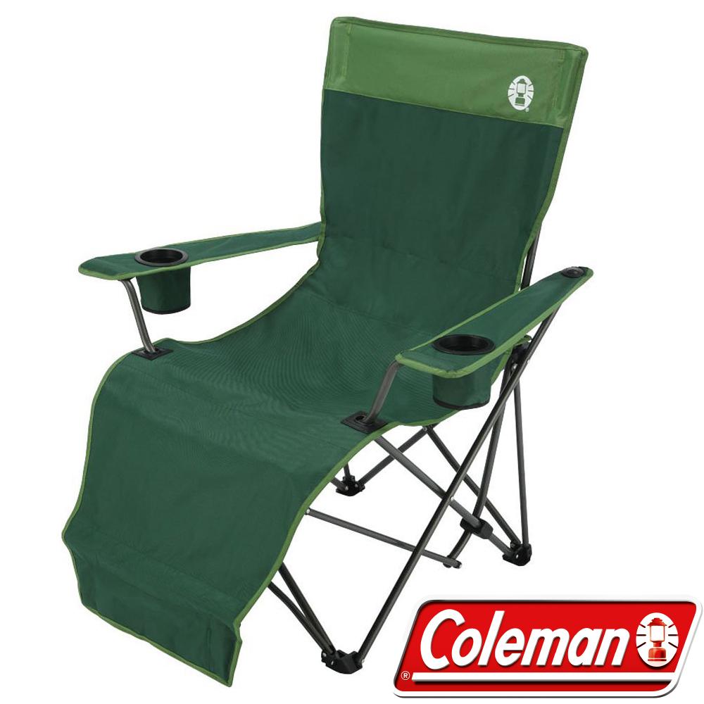 Coleman CM-0499 輕鬆躺椅 摺疊椅/休閒椅/露營野餐桌椅 公司貨