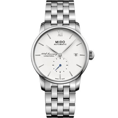 MIDO Baroncelli永恆系列 100週年限量腕錶(M86084261)/38mm