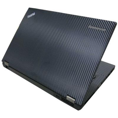 EZstick Lenovo ThinkPad T 440 P Carbon黑立體紋機身保護膜