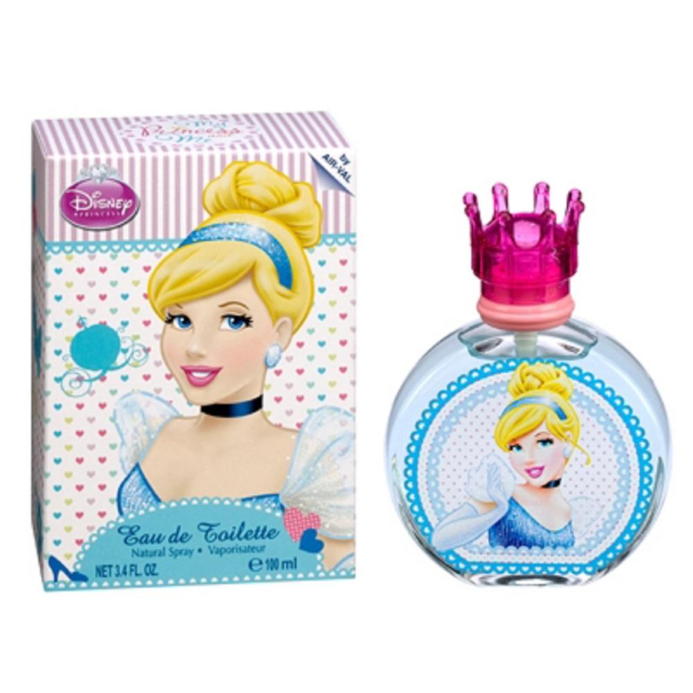 Disney 迪士尼 灰姑娘公主女性淡香水100ml【贈】同品牌小香隨機款*1
