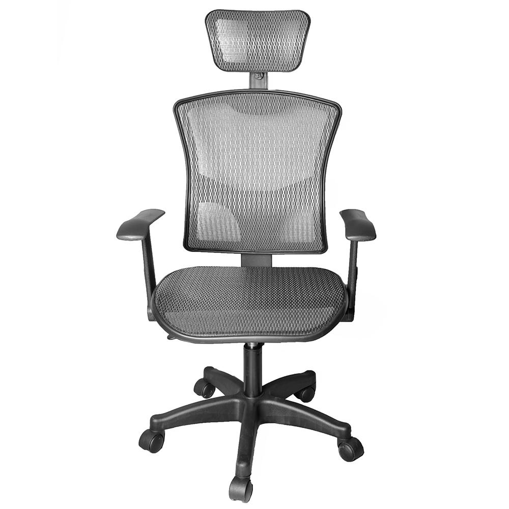 凱堡 小英倫高背全網彈力透氣電腦椅 辦公椅(五色)