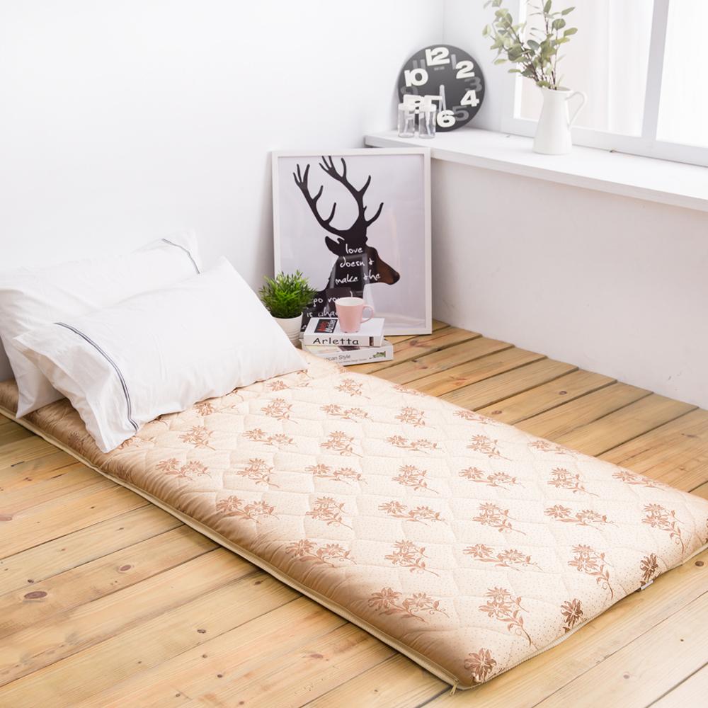 時尚屋 羅傑獨立筒矽膠透氣3*6.2尺床墊