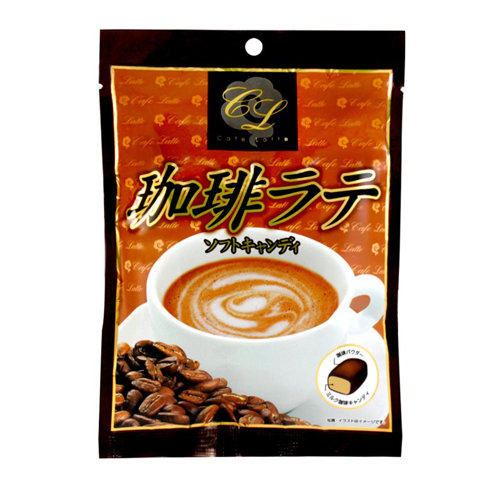 飴濱製果 牛奶咖啡軟糖(90g)