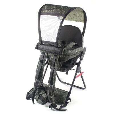 BabyBabe 戶外旅遊幼兒後揹架(座椅)