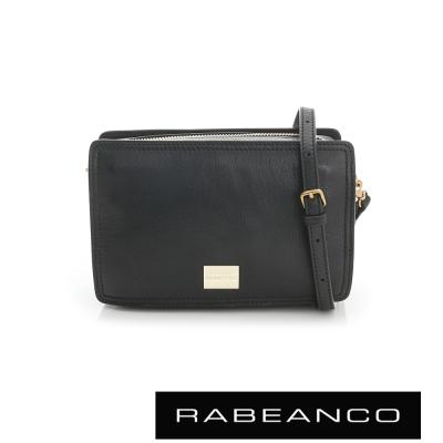 RABEANCO 心系列幸福方塊包 - 黑
